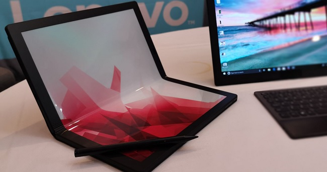 Photo of لنوو از اولین لپتاپ تاشو خود با اسم ThinkPad X1 رونمایی کرد