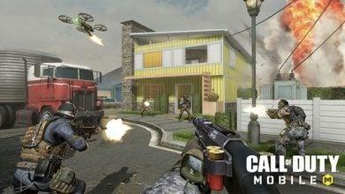 Photo of نسخه موبایلی بازی محبوب Call of duty در برخی از کشور ها عرضه شد