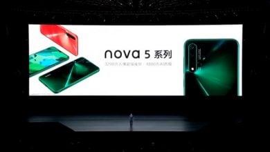 Photo of هواوی از سری اسمارت فونهای Nova 5 رونمایی کرد؛ تراشه قدرتمند همراه با دوربین اصلی چهارگانه