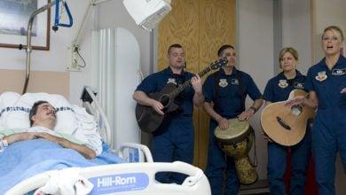 Photo of موسیقی درمانی برای بیماری های جسمی!