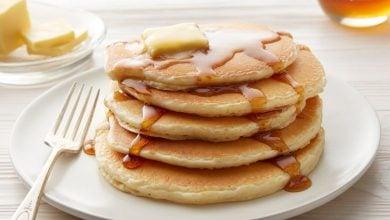 Photo of پنکیک درست کردن برای صبحانه