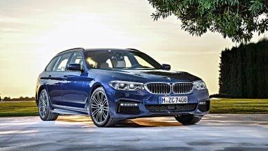 Photo of آزمایش BMW 550I با پیشرانه ۸ سیلندر