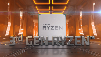 Photo of پردازندههای AMD Ryzen 3000 سهم Intel را میبلعند