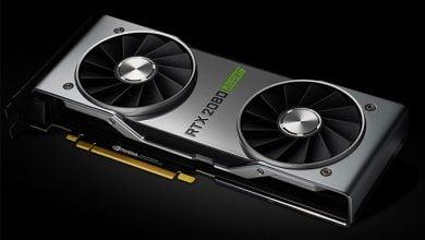 Photo of کارت گرافیک ۷۰۰ دلاری GeForce RTX 2080 Super رسماً معرفی شد