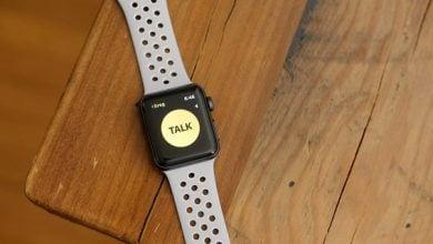 Photo of سرویس واکی تاکی اپل واچ به دلیل وجود نقص امنیتی غیر فعال شد
