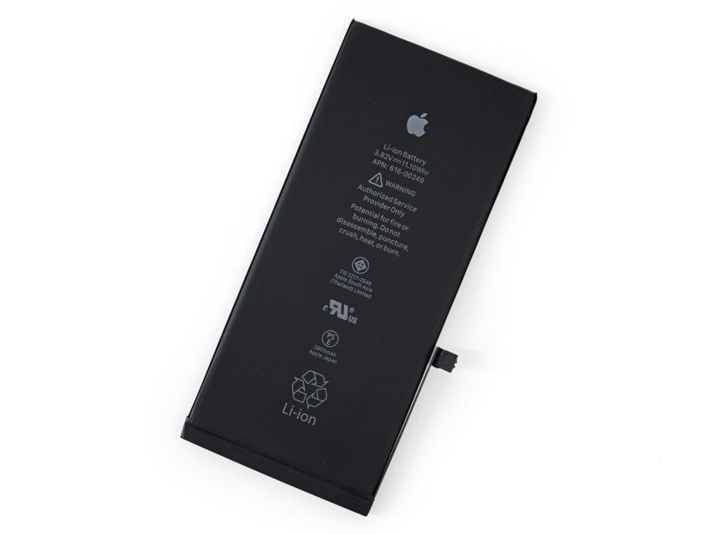 iphone 8 battery آیفون 8
