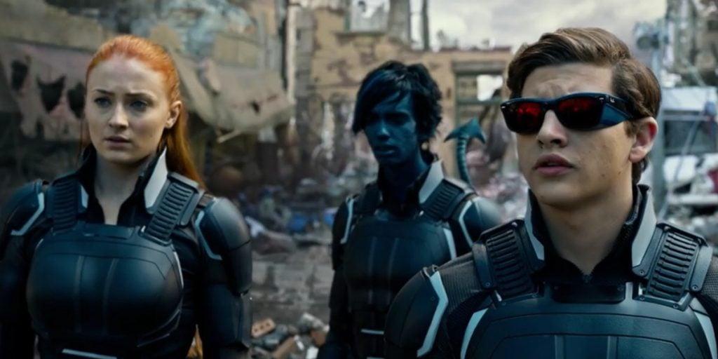 مردان ایکس: دارک فینکس (X_Men: Dark Phoenix)