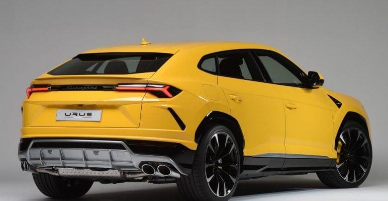 لامبورگینی Lamborghini urus