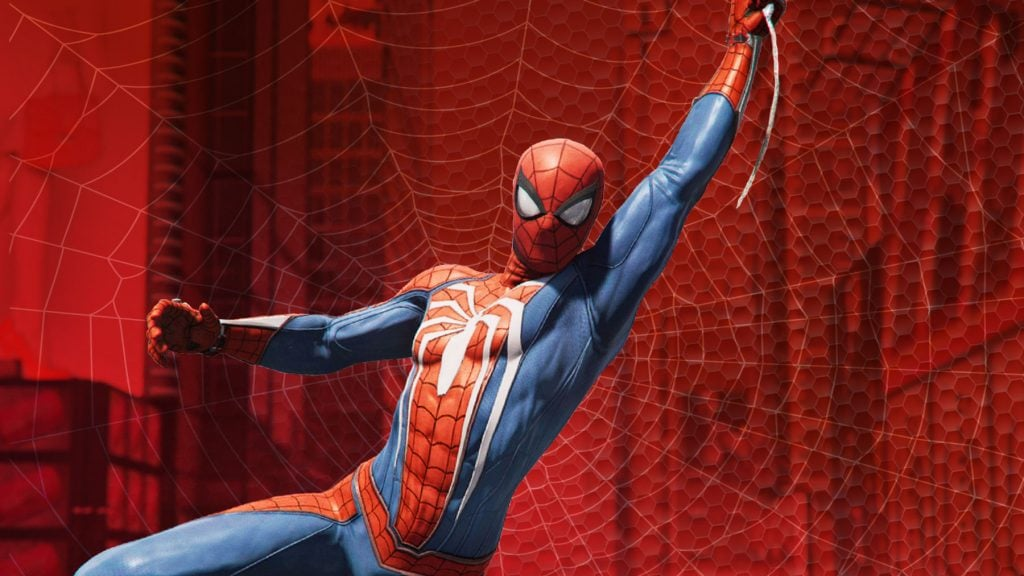 spiderman ps4 مردعنکبوتی 2018