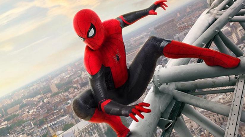 spider-man مردعنکبوتی