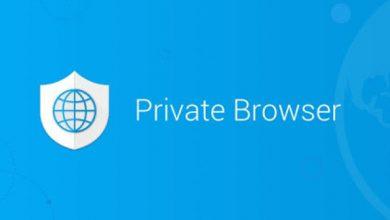 Photo of چگونه مرور خصوصی را در مرورگر خود فعال کنید