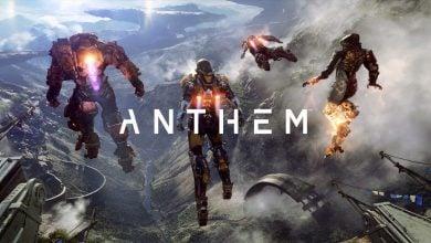 Photo of بازی Anthem سیستم مورد نیاز آن منتشر شد