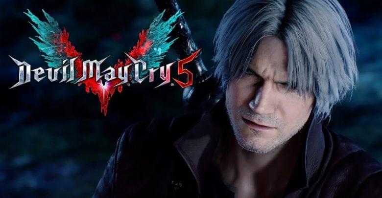 Devil May Cry 5 بازی