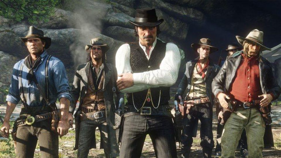 RDR2 groupe