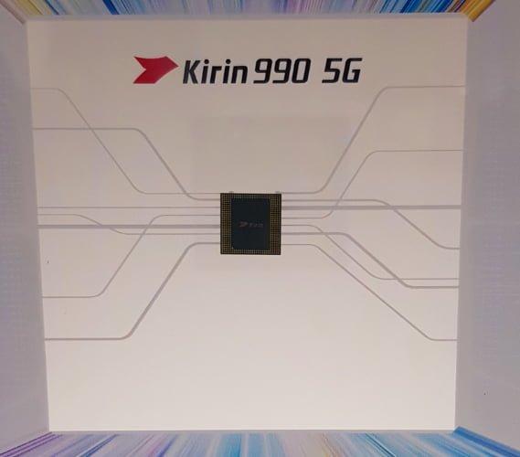 huawei-kirin-990-5g- پردازنده قدرتمند