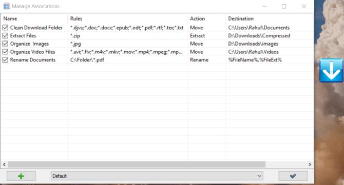 organize-files-and-folders-automatically سازماندهی پرونده ها