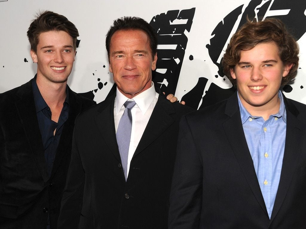arnold schwarzenegger married