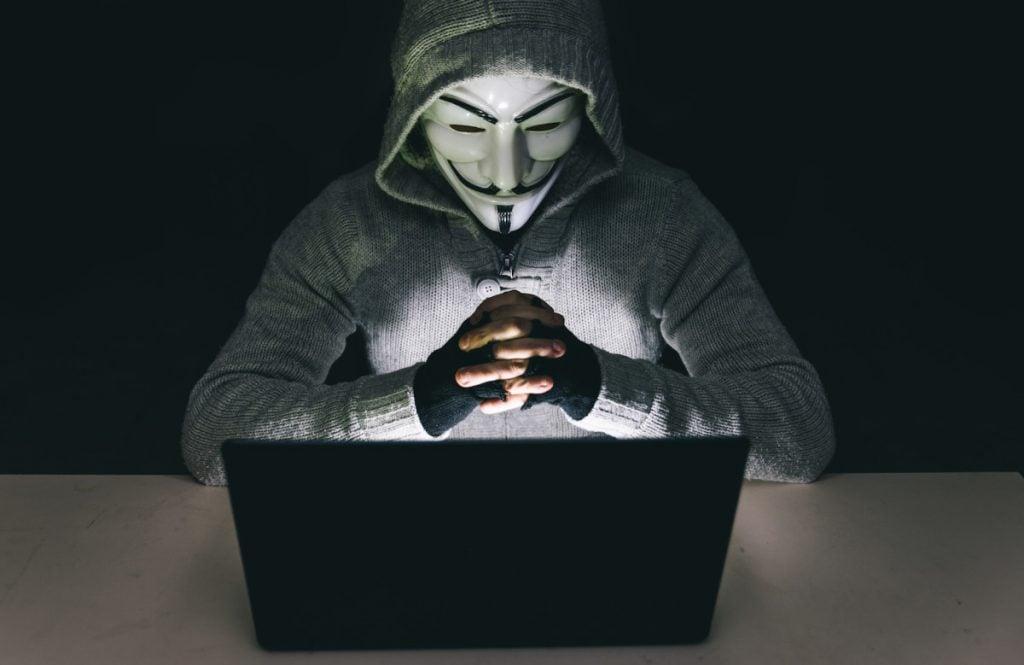 anonymous هکرها