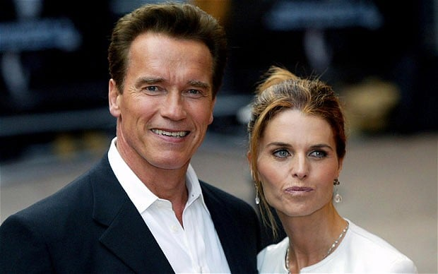 arnold schwarzenegger married آرنولد شوارتزنگر