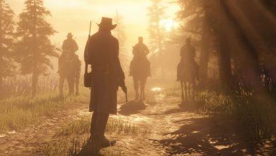 Photo of قابلیت Photo Mode بازی Red Dead Redemption 2 برای پلی استیشن ۴