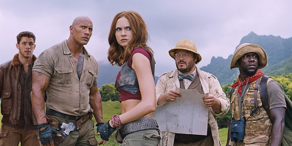 2aa8ae60e08c677aca55498f60351f54e479bb5a بررسی فیلم jumanji:welcome to the jungle