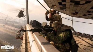 Photo of تعداد بازیکنان Call Of Duty: Warzone طی ۲۴ ساعت از ۶ میلیون نفر عبور کرد