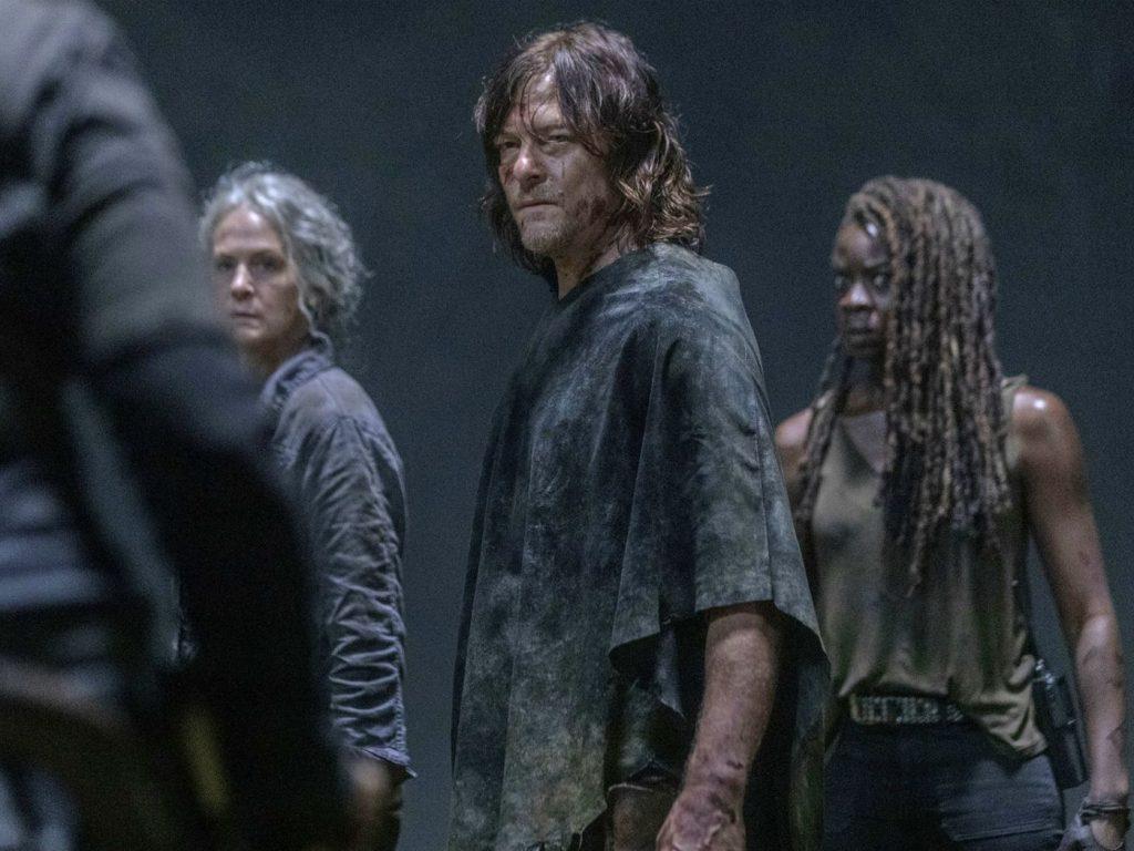 سریال The Walking Dead در دو فصل آینده