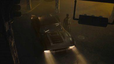 Photo of بت موبیل فیلم The Batman رونمایی شد