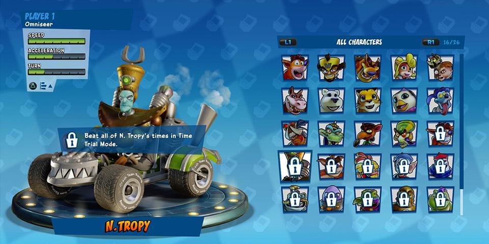 crash-team-racing-time-trials-02 بررسی بازی