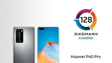 Photo of دوربین هواوی P40 پرو با کسب امتیاز ۱۲۸ به صدر جدول DxOMark رفت