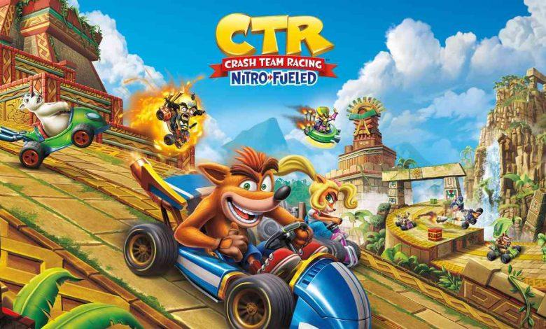 crash-team-racing-destaque بررسی بازی