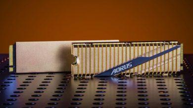 Photo of اوروس NVMe Gen4 500 GB SSD در حال حاضر با ۱۲۹ دلار آمریکا فروخته می شود