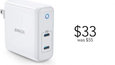 Photo of درگاه USB-C Dual 60W دستگاه های شما را با قیمت فقط ۳۳.۹۹ دلار شارژ می کند