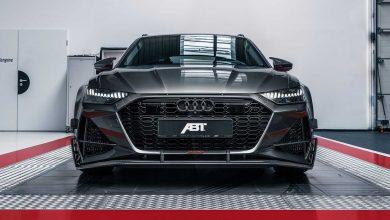 Photo of آئودی RS6-R تیونینگ ABT معرفی شد