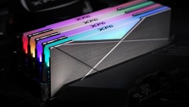 Photo of حافظه  XPG SPECTRIX D50 DDR4 RGB Adata را با سرعتی تا ۴۸۰۰ مگاهرتز و طراحی زیبا رونمایی می کند
