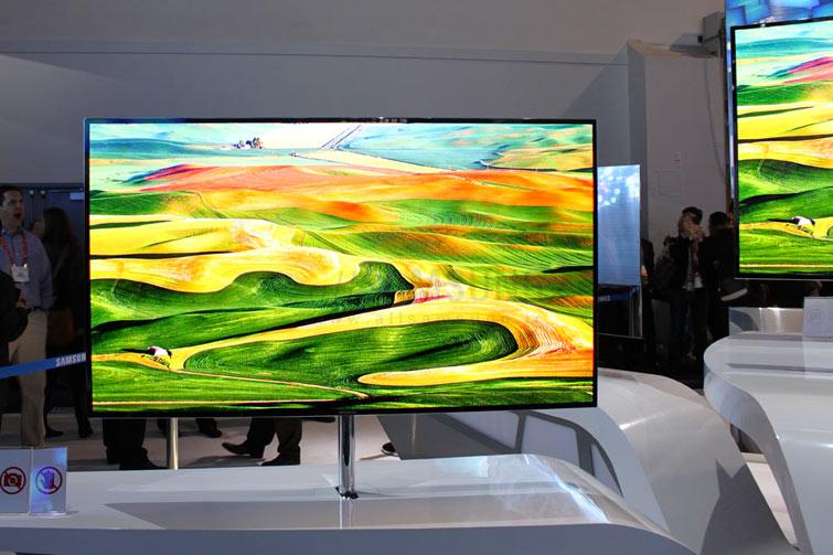 سامسونگ تمرکز خود را به نمایشگرهای QD-OLED