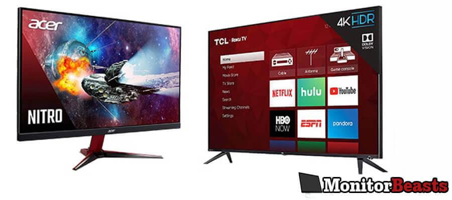 Photo of تفاوت تلویزیون و مانیتور چیست؟ می توانیم به جای مانیتور تلویزیون بخریم؟